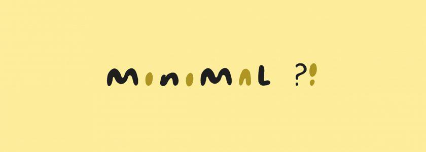what minimal